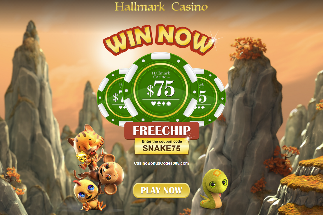 Hallmark Casino No Deposit Codes